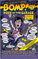 BORN IN THE GARAGE   - Poster by Bill Stout  -   POSTERS