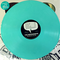 BREAKAWAYS  (NERVES related) Walking Out On Love-The Lost Sessions 1978  LTd  ed. of 200 on turquoise  vinyl LP