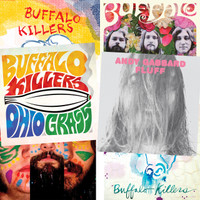 BUFFALO KILLERS-  6 CD BUNDLE!   Great psych stoner blues!