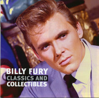 FURY, BILLY -CLASSICS & COLLECTABLES  - SALE  Rare tracks DBL CD import -