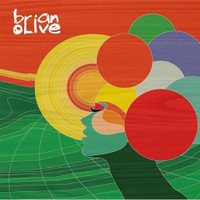 OLIVE, BRIAN - ST (Greenhornes, Soledad Bros)LAST 5 COPIES GREEN Vinyl  LP