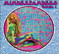 MIND EXPANDERS Vol 1  VA (60s  GARAGE BEAT PSYCH) COMPCD