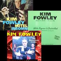 FOWLEY, KIM- 3 CD BUNDLE -