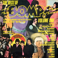 BEST OF BOMP -'1978- LTD ED PINK VINYL (Poppees, Shoes, Zeros and more )  COMPLP