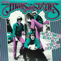 HIGHS IN THE MID 60's  - Vol 08  ( 60's garage psych ) -  COMPLP