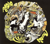 RADIO MOSCOW - S/T digipack   (STONER PSYCH  Prod. by Dan of the Black Keys)  CD