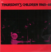 THURSDAYS CHILDREN -1965-1969  (Texas 60s garage punk) LAST COPIESLP