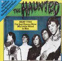 HAUNTED -Blow my Little Mind to Bits -LAST COPIES of great 60s garage LP -