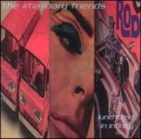 IMAJINARY FRIENDS -Lunchtime In Infinity- BRIAN JONESTOWN MASSACRE RELATED -CD