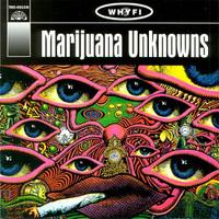 MARIJUANA UNKNOWNS   - VA ( 60s STONER Psych) COMPCD