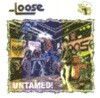 LOOSE   - Untamed - 4 songs red vinyl pic slv  (Italian punk ) -   45 RPM