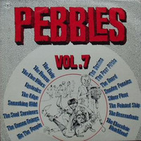 PEBBLES - Vol 07 -LIMITED to 500 in GREEN VINYL  -  COMPLP