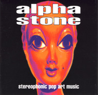"ALPHA STONE- (SPACEMEN 3 )   - Stereophonic Pop Music 10"" ( psych )-  LP"