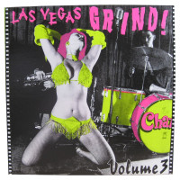 LAS VEGAS GRIND# 3 (50s/60s Obscure Gems) COMPCD