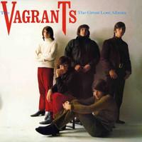 VAGRANTS   - GREAT LOST ALBUM (60s Garage Beat)  -   CD