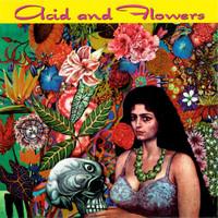 ACID AND FLOWERS   - VA (60's psych)-   COMPCD