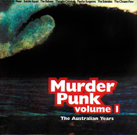 MURDER PUNK  # 1 (Rare Aussie 70s punk) COMPCD