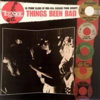 TEENAGE SHUTDOWN - Vol 03- Things Been Bad -18 Prime Slabs of Mid-60s Garage Punk Grunt!-COMPLP