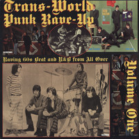 TRANS-WORLD PUNK RAVE UP!  Vol. 1-   COMPLP