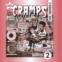 SONGS THE CRAMPS TAUGHT US - VOL.2 -14 Original versions of songs the CRAMPS cover.-Comp LP