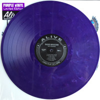 RADIO MOSCOW /PARKER GRIGGS -3 and 3/4 - Ltd ed of 150 PURPLE VINYL! -
