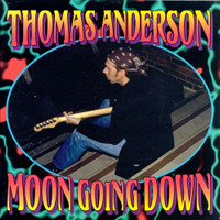 ANDERSON, THOMAS - Moon Goin' Down (great melodic pop on Pre ALIVE label) LAST COPIES CD