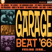 GARAGE BEAT 66 VOL 3: Feeling Zero -  COMPCD