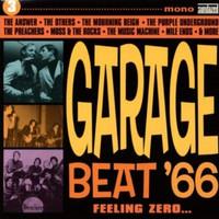 GARAGE BEAT 66 VOL 3: Feeling Zero -  COMPCD