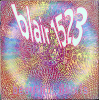 BLAIR  1523 - Beautiful Debris ( SPACEMEN 3 RELATED )  last copies orig pressing - LP