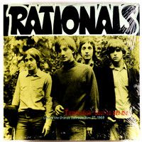 "RATIONALS -Temptation Bout to get Me (Live at the Grande Ballroom Nov 27 1968) LAST COPIES 10""LP"