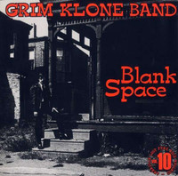 GRIM KLONE -Blank Space-American Lost Punk Rock Nuggets Vol. 10 (New Jersey pycho punkers on acid 1978!-KBD stars )LP