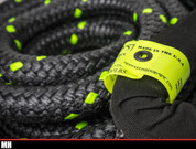 "Monster Rope 1-1/4"" thick Rated at 59,000LBS"