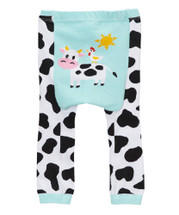 Blue Cow Leggings