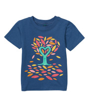 Navy Tree Shirt