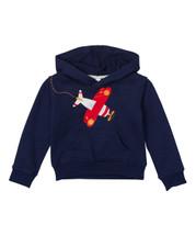 Red Plane Hoodie