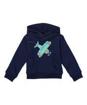 Green Plane Hoodie