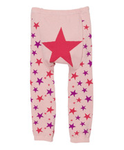 Pink Stars Leggings