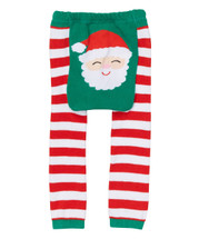 Santa Stripes Leggings