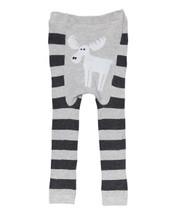 Gray Moose Stripes