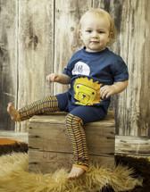 Lion Leggings and matching Shirt