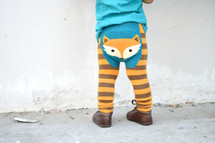 Woodland Fox Leggings