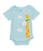 Blue Giraffe Bodysuit