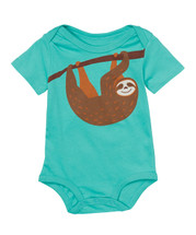 Green Sloth Bodysuit