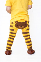 Woodland Bear Leggings