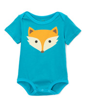 Woodland Fox Bodysuit