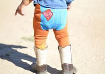 Chaps Leggings