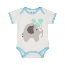 Blue Elephant Bodysuit