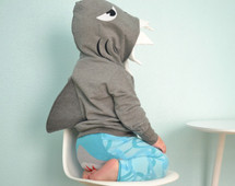 Shark Hoodie