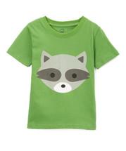 Woodland Raccoon Tee