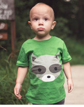 Woodland Raccoon Tee